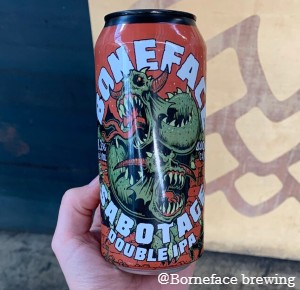Sabotage - Double IPA 8.3% 2pk 440ml
