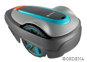 Robotic mower SILENO city, 250 m²