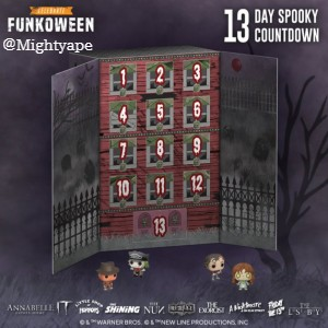 "13-Day ""Spooky"" Countdown - Advent Calendar (2020)"