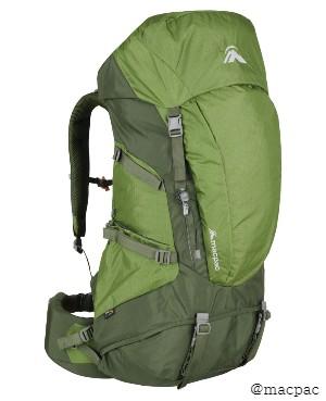 Macpac Torlesse 50L Hiking Pack