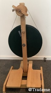 Majacraft Polly Spinning Wheel