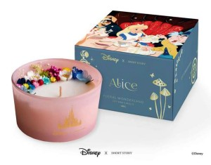Disney: Triple Scented Soy Candle - Alice in Wonderland