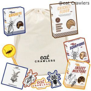 EAT CRAWLERS - EDUCATION BUNDLE