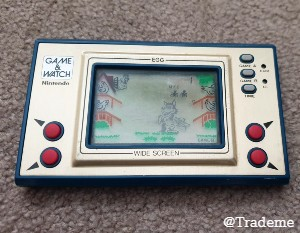 Nintendo Game and Watch - Egg - EG-26