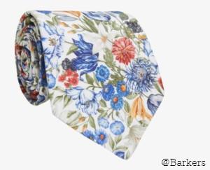 Parisian Royal Garland Tie