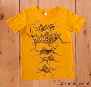 Kids Weta T-shirt