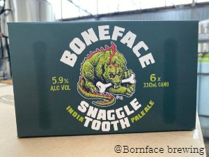 Snaggle Tooth India Pale Ale 6x330 Cans