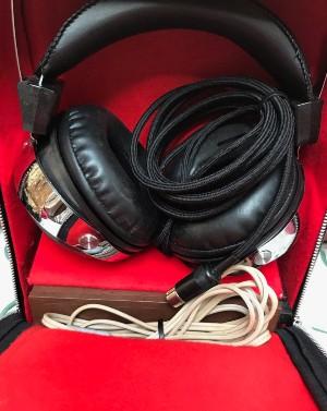 Headphones, Electrostatic, Audiotronic LSH50