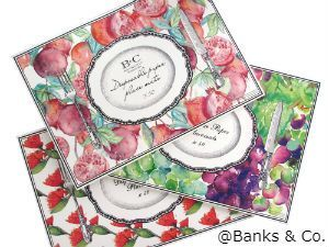 Luxe Paper Placemats