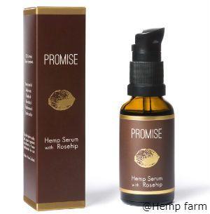 Promise Hemp Serum with Rosehip (30ml)
