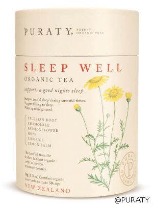 SLEEP WELL ORGANIC TEA